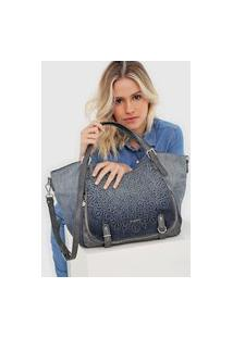 Bolsa Desigual Shoulder Bag Seven Seas Azul