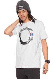 Camiseta Volcom Temptation Branca