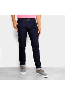Calça Jeans Coffee Masculino Destroyed Skinny 972/B - Masculino
