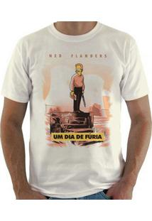 Camiseta Um Dia De Fúria