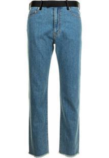 Sueundercover Calça Jeans Reta - Azul