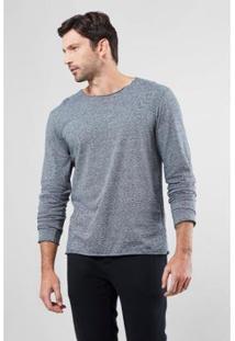 Camiseta Reserva Ml Gaze Botone - Masculino