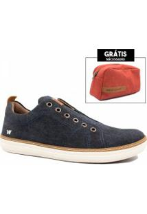 Sapatênis West Coast Modena Jeans