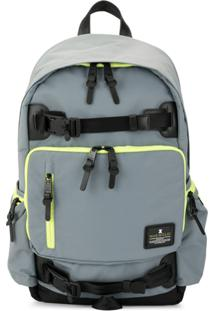 Makavelic Jade B.U. Evolution Backpack - Cinza