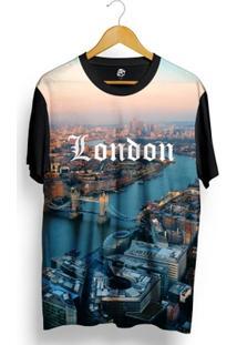 Camiseta Bsc London Full Print - Masculino