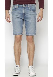 Bermuda Jeans 502™ Estonada - Azullevis