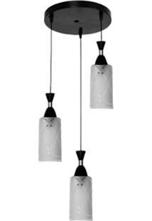 Pendente Belize Triplo - Pd1939/3 - Kin Light - Kin Light
