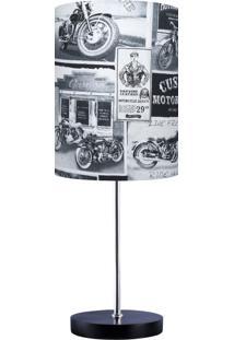 Abajur Motorcycle Carambola