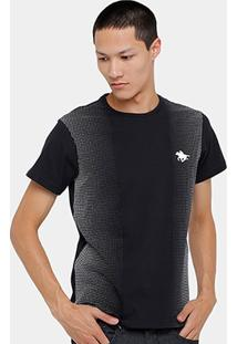 Camiseta Rg 518 Degradê Masculina - Masculino