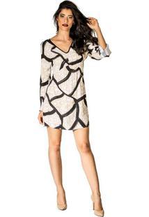 2dc2d9061 Vestido Conforto Estampado Viscose feminino | Starving
