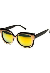 Óculos De Sol Thomaston St Georgia Laranja