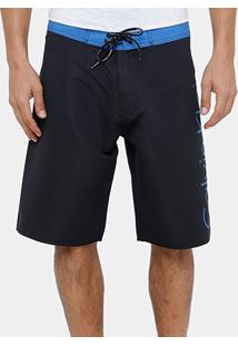 Bermuda D'Água Calvin Klein Ck Masculina - Masculino