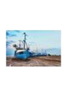 Painel Adesivo De Parede - Barcos - 085Pn-M