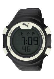 a8b99d8c0abf7 ... Relógio Digital Puma 96266Mo - Masculino - Preto/Branco Centauro
