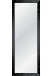Espelho Decorativo Glam 160X60 Preto Linha