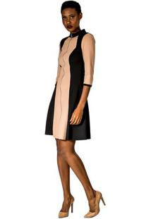 f72582e6a Vestido Alphorria Gola Alta feminino | Shoelover