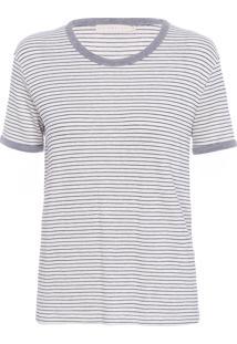 Camiseta Feminina Florença - Off White