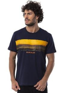 Camiseta Long Island Sunset - Masculino-Marinho