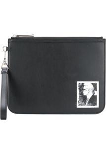 Karl Lagerfeld Karl Legend Luxury Clutch Bagtop - 999