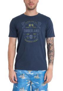 Camiseta Timberland Masculina Brewers - Masculino