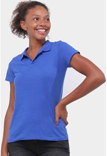 Camisa Polo Malwee Feminina - Feminino