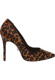 Scarpin Salto Leopard Print | Schutz