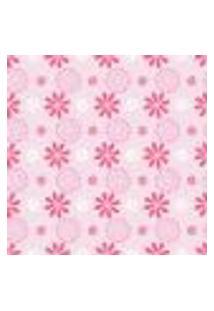 Papel De Parede Autocolante Rolo 0,58 X 3M - Floral 1463