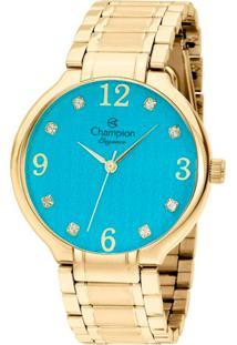 Relógio Champion Feminino Elegance Cn26831F