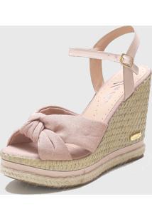 Sandália Sb Shoes Anabela Ref.3250 - Kanui