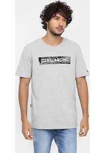Camiseta Billabong Cohesive - Masculino