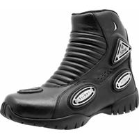 3f02593abc4cb Bota Motociclista Atron Shoes Slider - Masculino