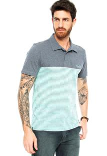 Camisa Polo Rip Curl Gold Craft Multicolorido