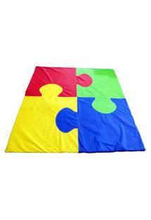 Tapete Brink Sul Puzzle Multicolorido