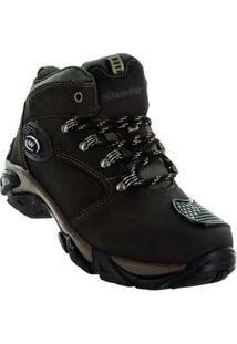 Bota Marrom Adventure Wonder 54628021