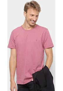 Camiseta Básica Manga Curta Forum Masculina - Masculino