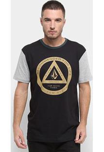 Camiseta Volcom Lamda Masculina - Masculino