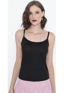 Blusa Lisa - Pretacavalera