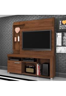 Estante Para Tv Icaro 599020 Castanho - Madetec