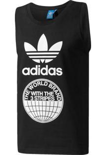 Regata Adidas Street Graphic Masculina