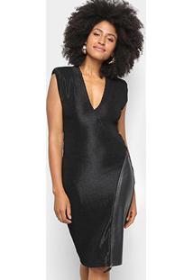 c786b6552 Vestido Decote V Tubinho feminino | Shoelover