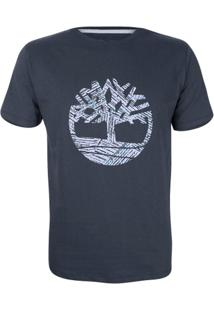 Camiseta Timberland Masculina Pattern Tree - Masculino