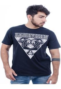 Camiseta Hardivision Illuminart Manga Curta - Masculino