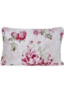 Porta Travesseiro De Plush Versailles