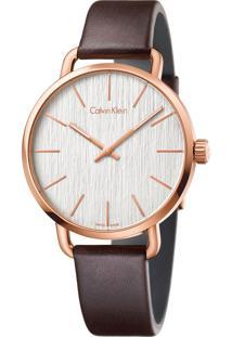 348c155615e Dafiti. Relógio De Grife Masculino Calvin Klein ...