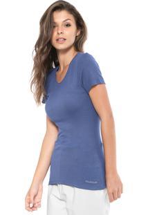 Camiseta Calvin Klein Underwear Ribana Azul
