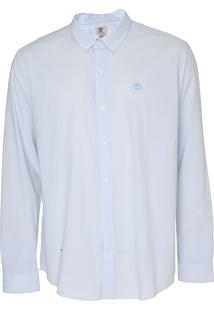 Camisa Timberland Listras Azul