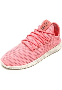 Tênis Couro Adidas Originals The Summers Rosa