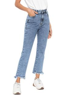 dcd41913b R$ 159,99. Dafiti Calça Azul Feminina Hering Algodão Jeans ...
