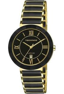 Relógio Technos Feminino Sapphire 2015Ce/4P - Feminino