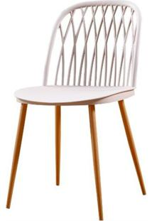 Cadeira Modena Nude Pes Amendoa - 50058 - Sun House